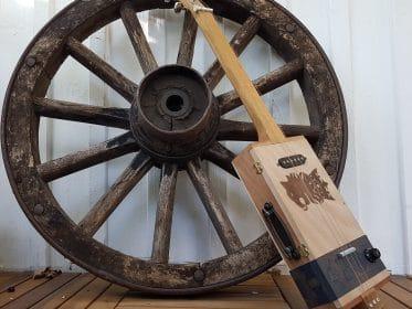 Cigarr Box Guitar