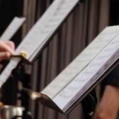 Musikstativ