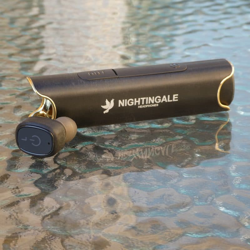 Nightingale S2 bluetooth hörlurar
