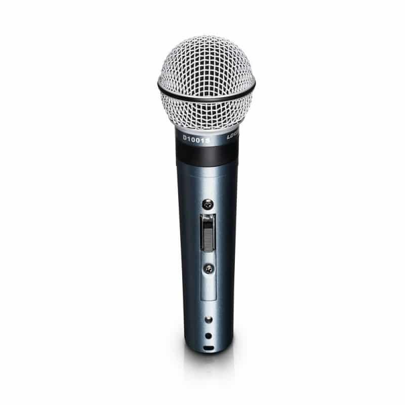 D1001S Dynamisk sångmikrofon