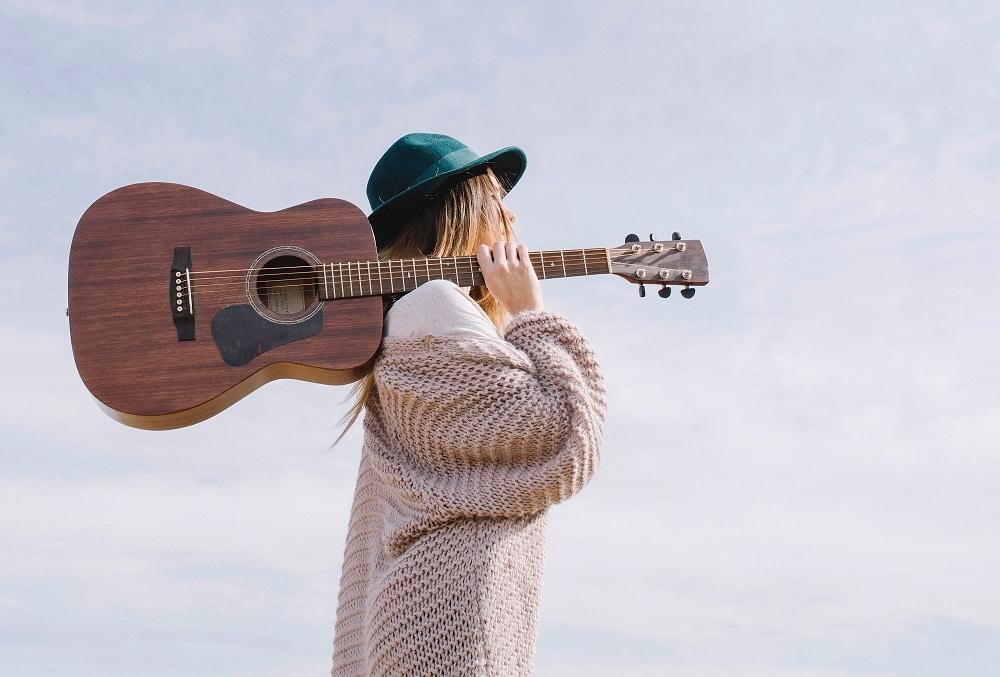 Frihet med gitarr