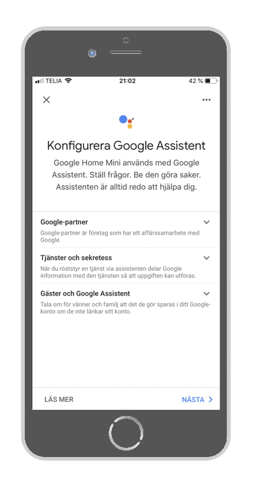 Google Home - Google Assistent