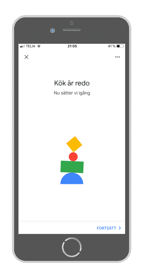 Google Home - Google Home Mini är redo