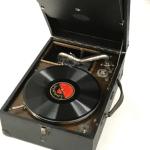 Caruso vev grammofon