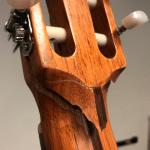 Trasig gitarrhals
