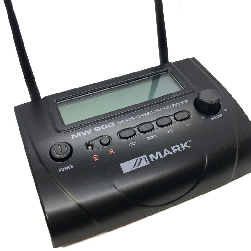 MARK MW900 Trådlös headset
