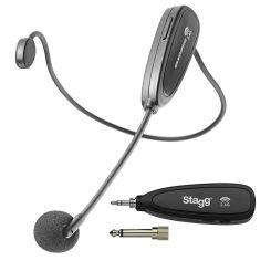 Trådlös mikrofon headset