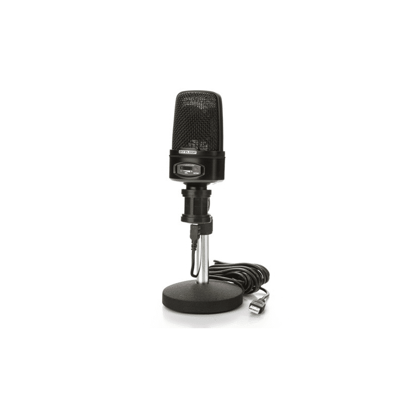 Reloop spodcaster mikrofon