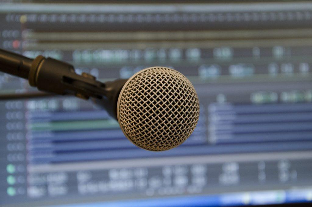 OMNITRONIC Adapterkabel Mikrofon till USB
