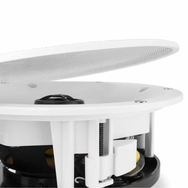 POWER DYNAMICS WCS80 WiFi/Bluetooth Takhögtalare