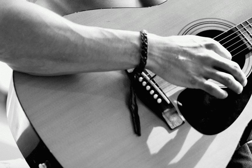 Gitarrspel