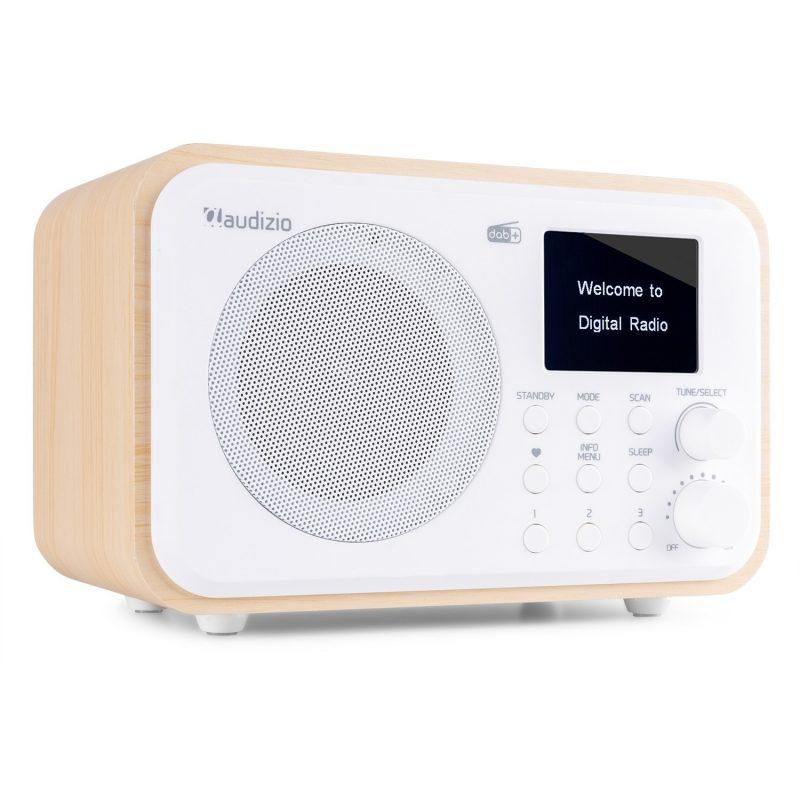 Milan DAB+ FM Radio Bluetooth Vit
