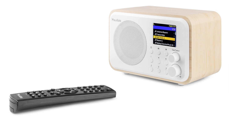 Venice WiFi Internet Radio Bluetooth Vit
