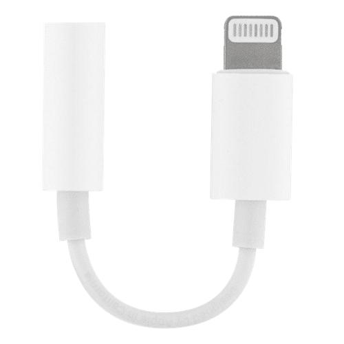 Apple Lightning adapter hörlurar