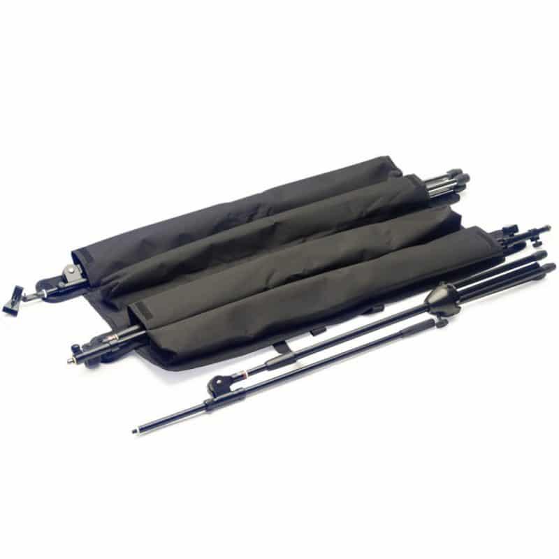 Stagg mikrofonstativ väska