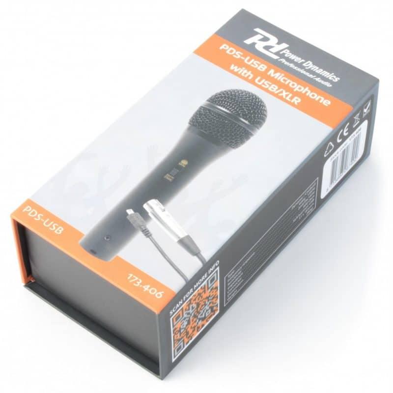 Power Dynamics USB mikrofon