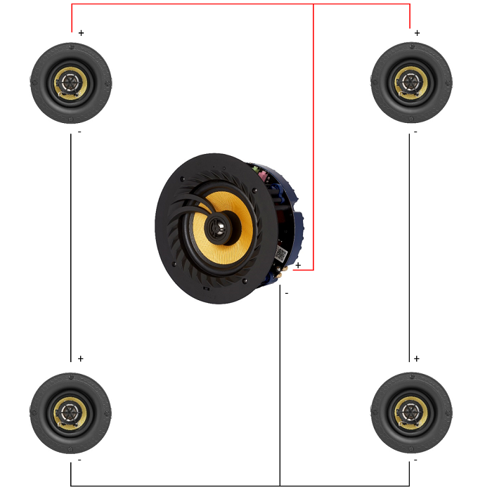 Lithe Audio Spot högtalare 3 tum