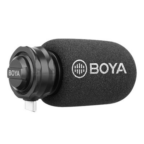 BOYA BY-DM100 smartphone mikrofon