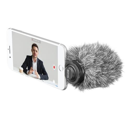 BOYA BY DM200 iphone mikrofon