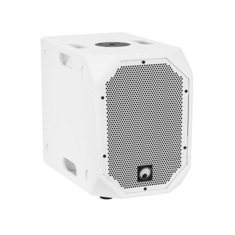 Omnitronic BOB högtalare 2.1 vit
