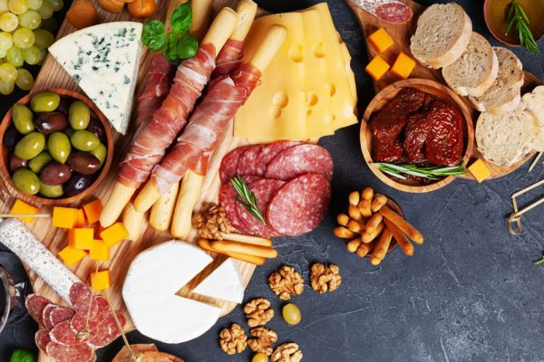 The Ultimate Father's day foodbox