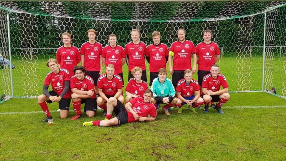 Sundsøre FK – efterår 2017