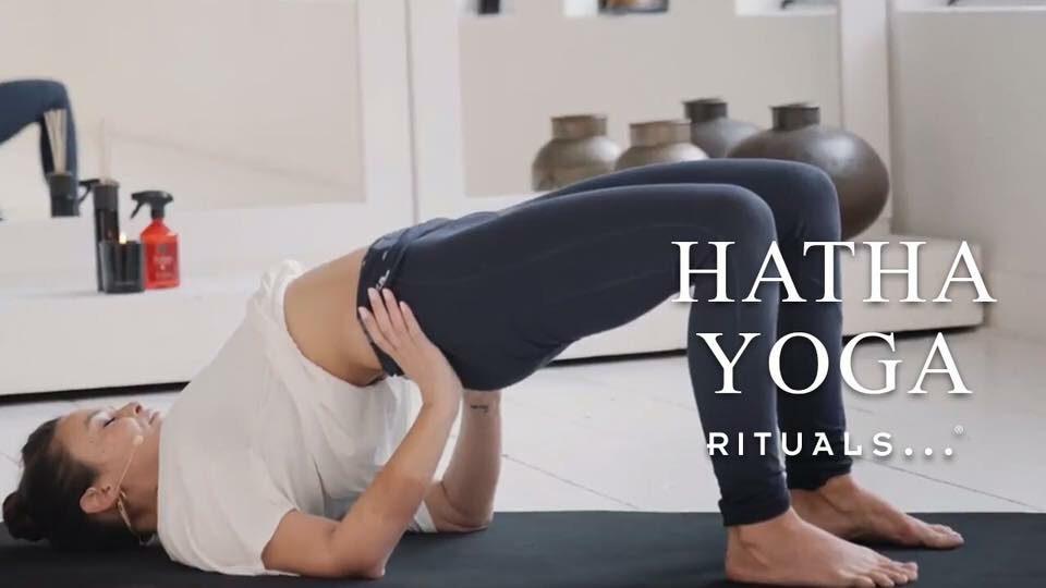 Yoga opstart