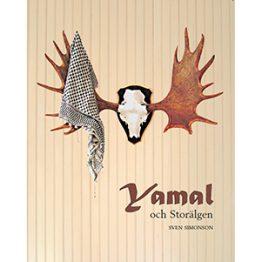 Yamal och storälgen. Omslagsbild.