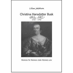 Christina Hansdotter Busk, Kära Mor. Omslagsbild.