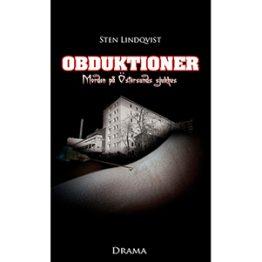 Obduktioner - Morden på Östersunds sjukhus. Omslagsbild.