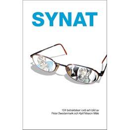 Synat - 104 berättelser i ord och bild. Omslagsbild.
