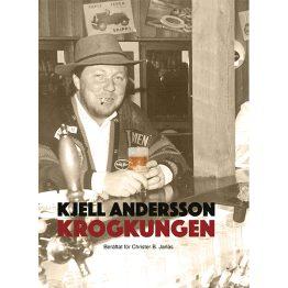 Jengel bokomslag Krogkungen av Kjell Andersson och Christer B Jarlås