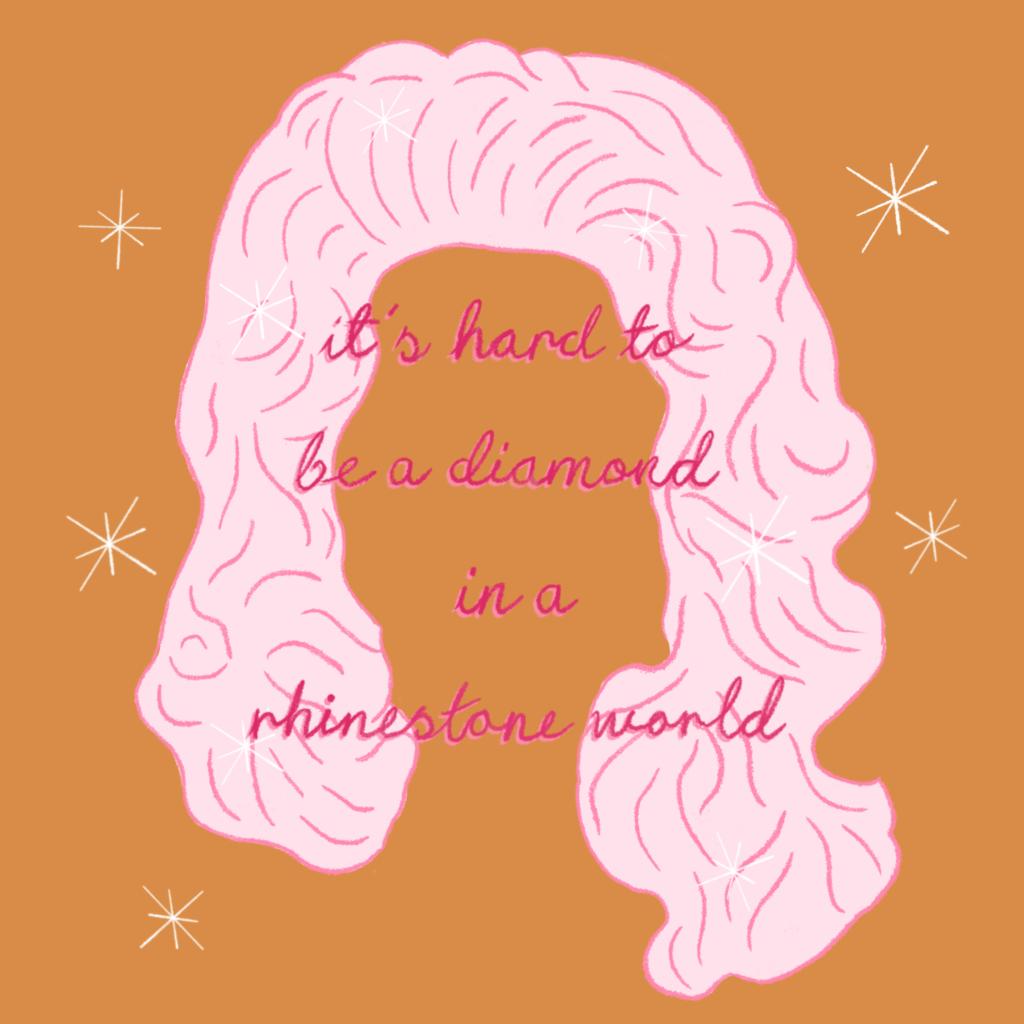Jennis-Prints-Illustration-Dolly-Diamond