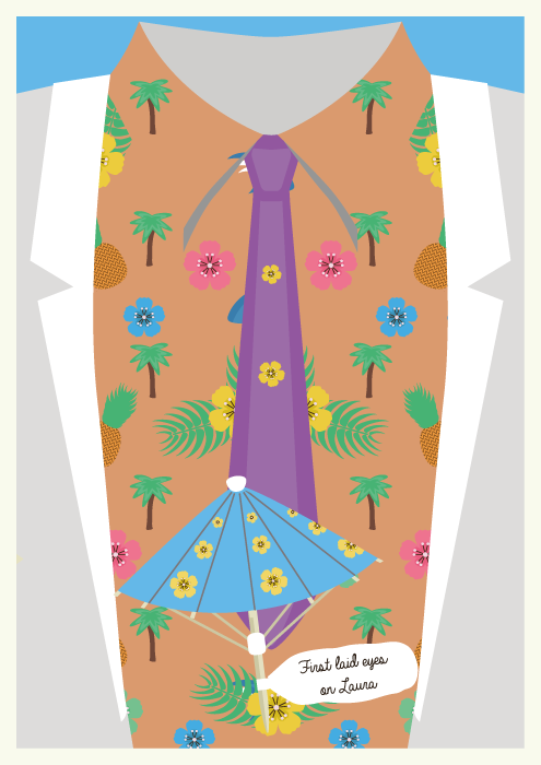 Jenni's Prints - Twin Peaks Characters - Dr. Jacoby- Illustration