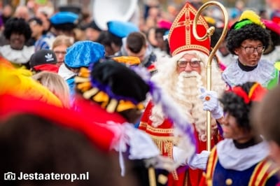 Intocht Sinterklaas Stadshagen