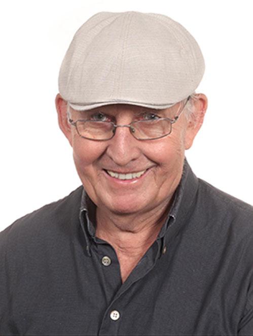 Jakob Mühlberger Portrait