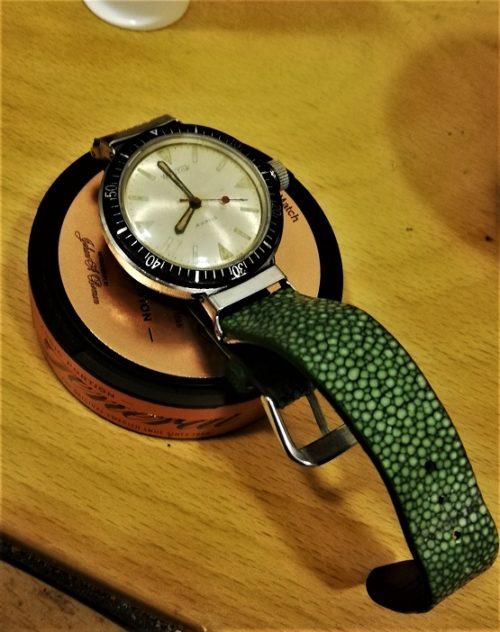 Vintage watch Vostok 2209 type 350