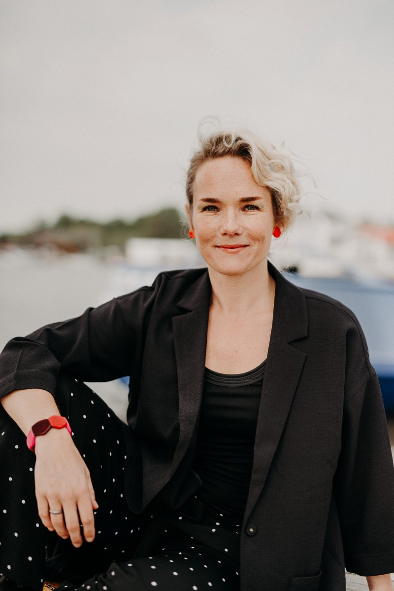 Johanna Lundin på Equalate.