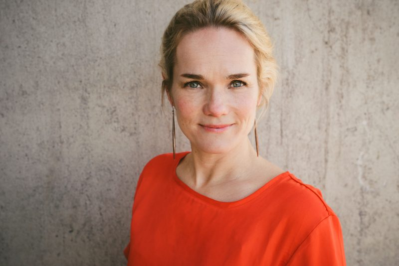 Grundare av Equalate Johanna Lundin.