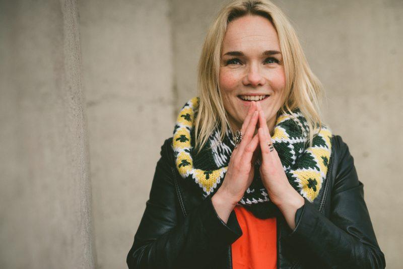 Johanna Lundin föreläser inom bland annat jämställdhet.