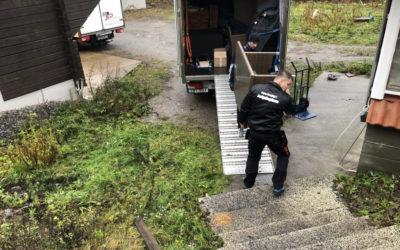 Jordgubbsprinsen – En miljövänlig flyttfirma i Stockholm