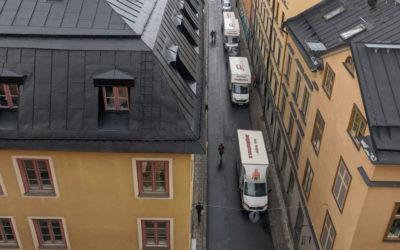 Flyttfirma i Stockholm – flytta fossilfritt!