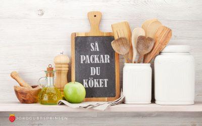 Så ska du packa ditt kök – Skafferi, Kyl och Frys