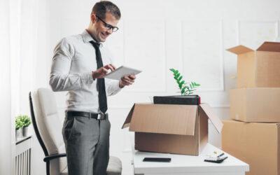 Så förbereder du din verksamhet inför en kontorsflytt – TOP10 TIPS!