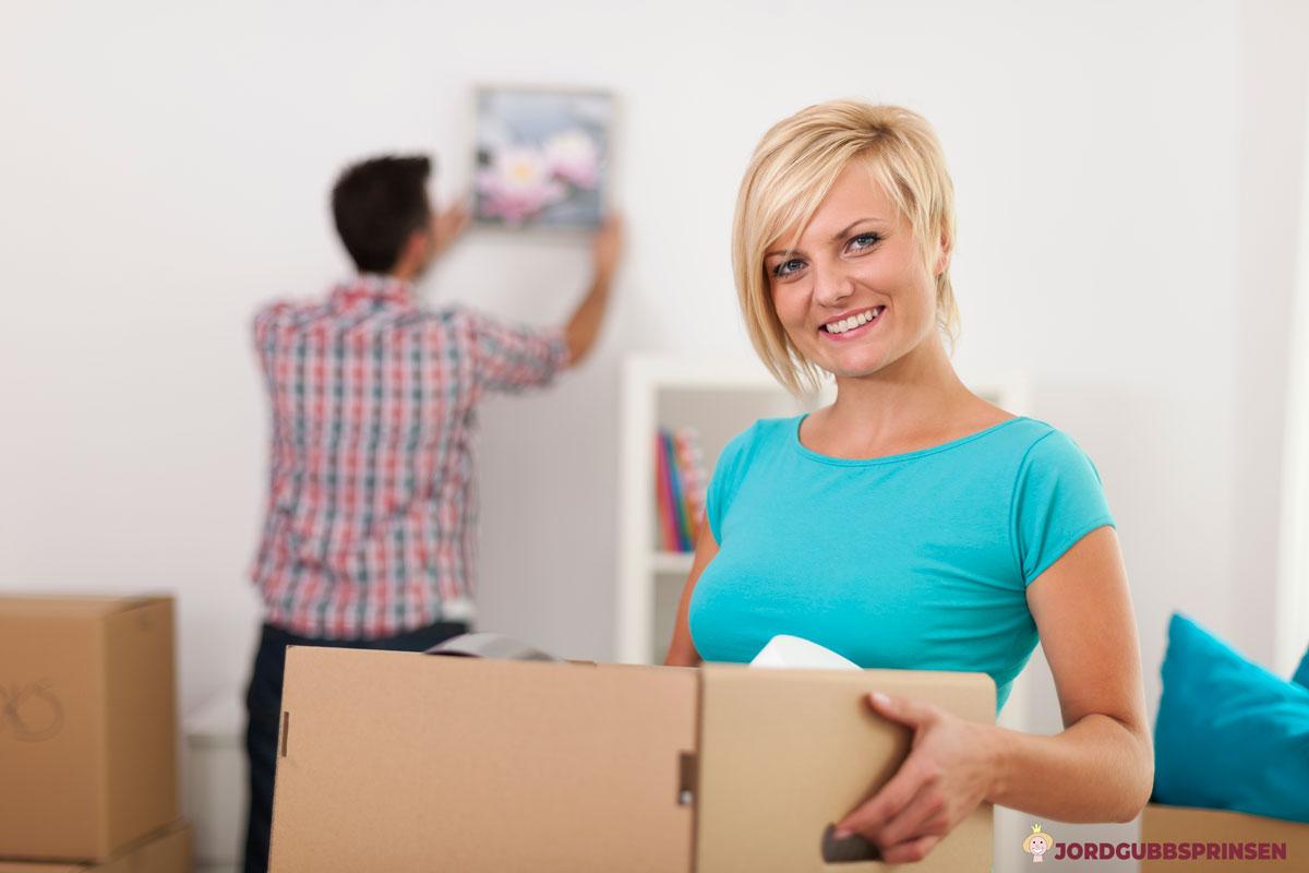 7 saker att rensa ut innan du flyttar - Tips inför Flytt