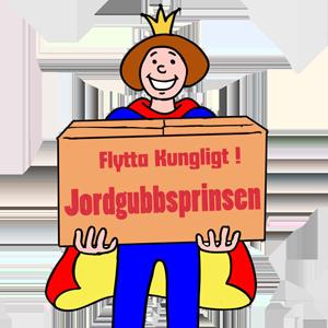 Jordgubbsprinsen Flyttfirma i Stockholm