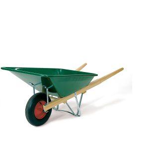 Skottkärra Ekeby 125 L Grön