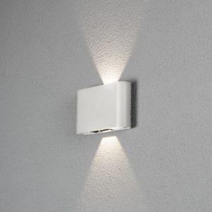Konstsmide Chieri vägglykta 2x6W LED