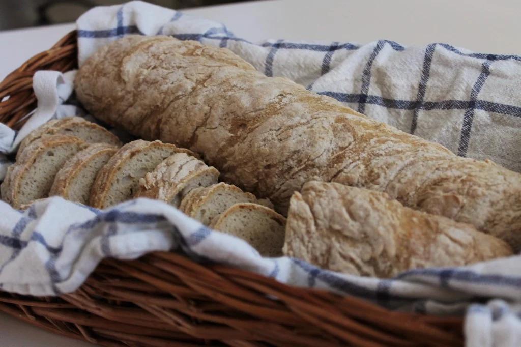 Glutenfria baguetter