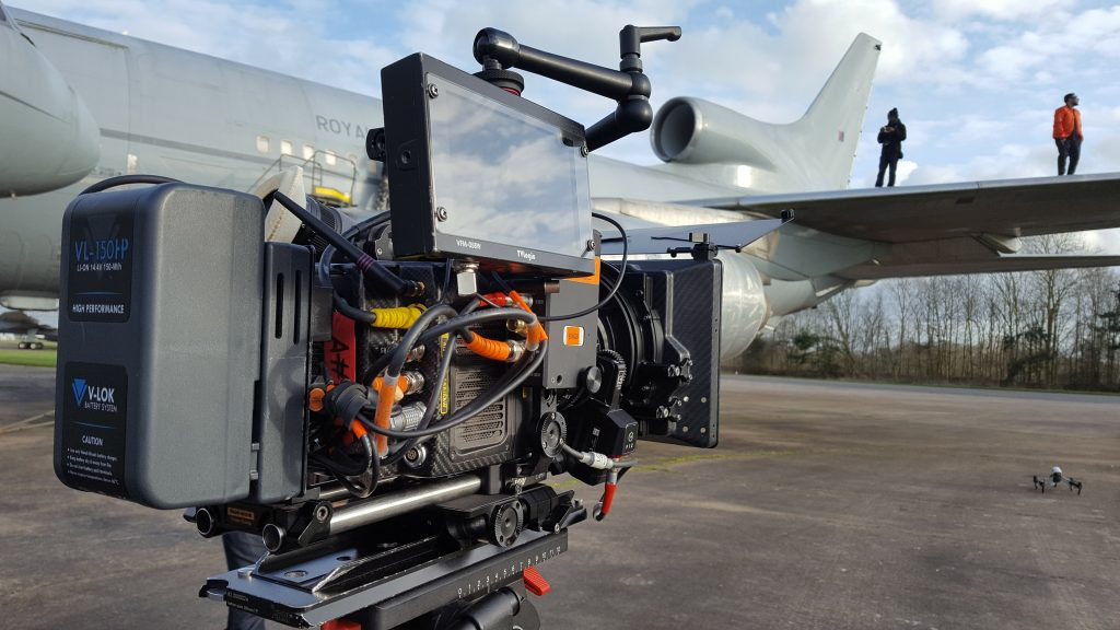 DoP with Arri Alexa Mini London
